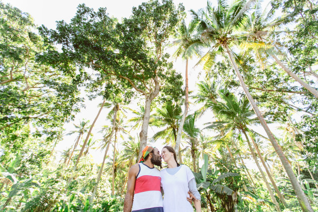 Bula Bride Fiji Wedding Blog // EcoCafe Fiji. Captured by Swift Click Photography