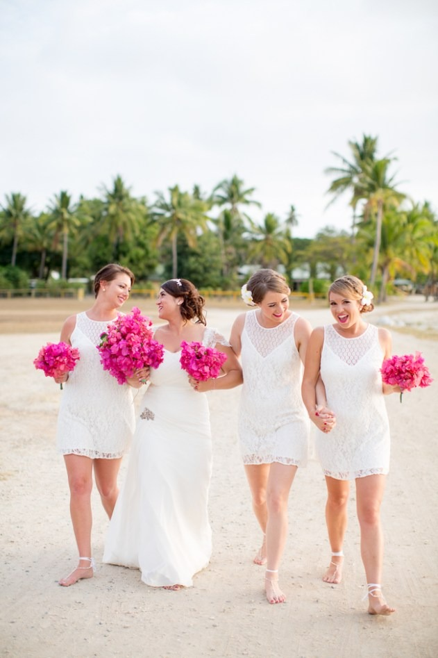Bula Bride Fiji Wedding Blog // Best of 2015 – Fiji Wedding Bridal Party