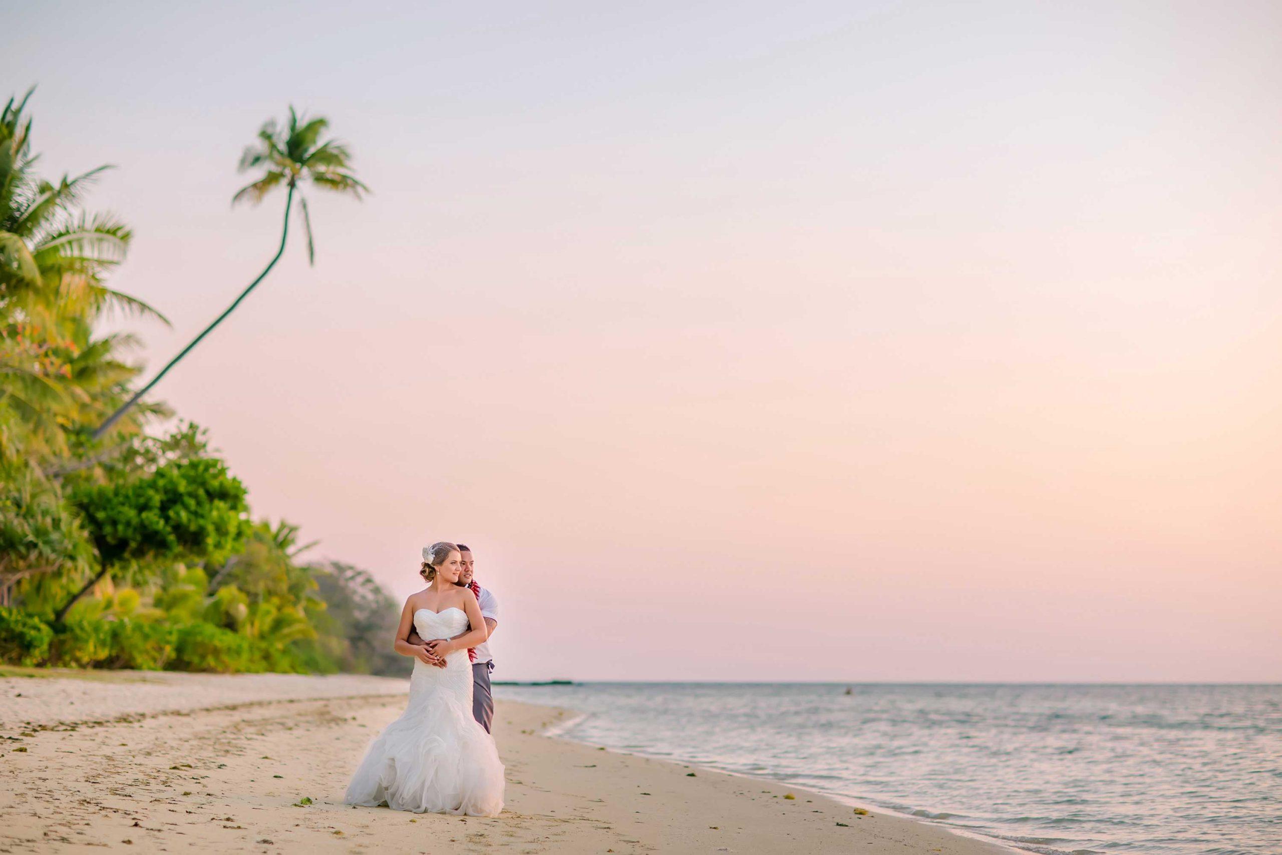 Plantation Island Resort - Bula Bride